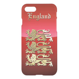The Royal Arms of England iPhone 7 Case