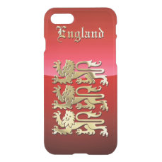 The Royal Arms of England iPhone 8/7 Case