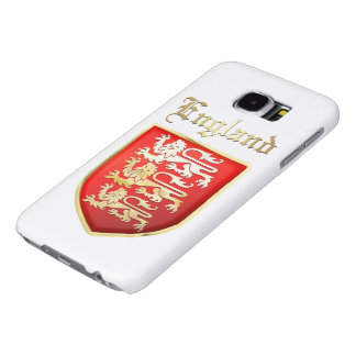 The Royal Arms of England Samsung Galaxy S6 Case