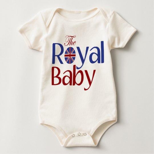 The Royal Baby Baby Bodysuit