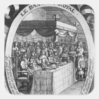 The Royal Banquet Sticker