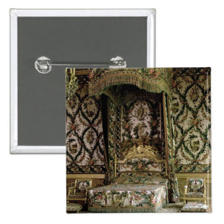 The Royal Bed, probably 18th century (photo) 2 Inch Square Button
