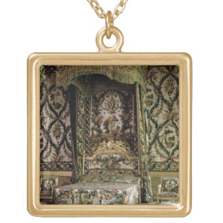 The Royal Bed, probably 18th century (photo) Custom Necklace