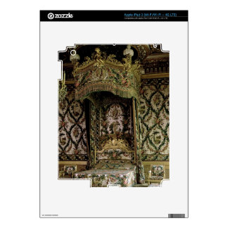 The Royal Bed, probably 18th century (photo) Skin For iPad 3