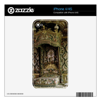 The Royal Bed, probably 18th century (photo) Skin For iPhone 4S