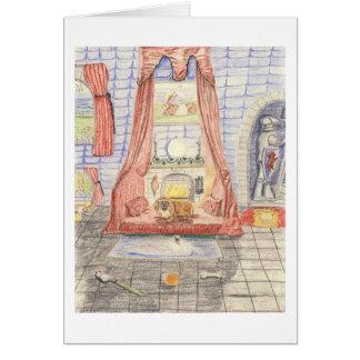 The Royal Bedchamber Card
