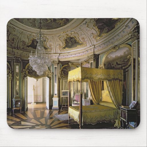 The Royal Bedroom in the Hall of Don Quixote Mousepad