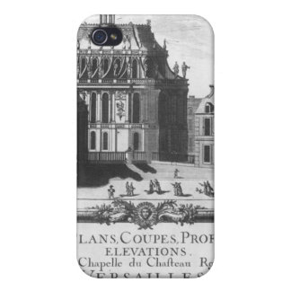 The Royal Chapel, illustration from 'Les Plans iPhone 4/4S Covers