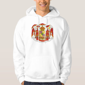 The Royal Coat of Arms of the Kingdom of Hawaii Hoodie