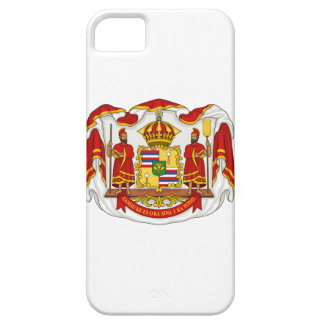 The Royal Coat of Arms of the Kingdom of Hawaii iPhone SE/5/5s Case