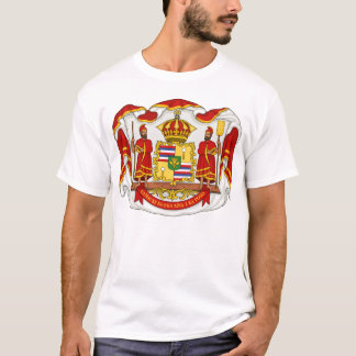 The Royal Coat of Arms of the Kingdom of Hawaii T-Shirt