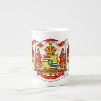 The Royal Coat of Arms of the Kingdom of Hawaii Tea Cup