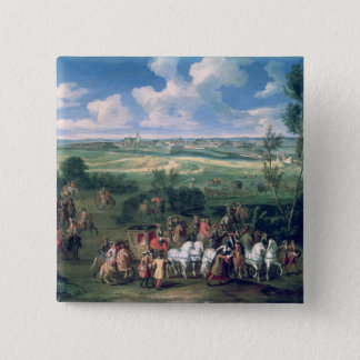 The Royal Cortege Pinback Button