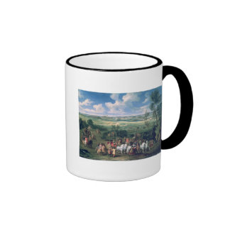 The Royal Cortege Ringer Mug