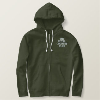 The Royal Country Club Embroidered Hoodie