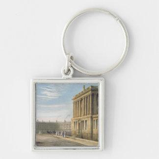 The Royal Crescent, Bath 1820 Key Chains