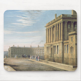 The Royal Crescent, Bath 1820 Mouse Pad