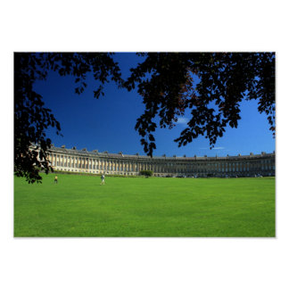 The Royal Crescent Poster