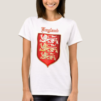 The Royal Crest of England T-Shirt