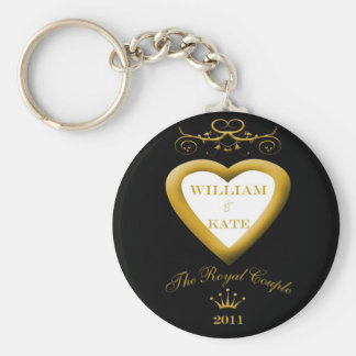 The Royal Engagement/Wedding Keychain