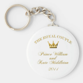 The Royal Engagement/Wedding Keychain