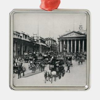 The Royal Exchange, London Metal Ornament