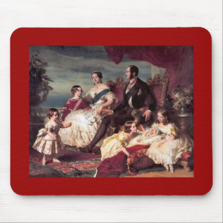 The Royal Family Mouse Pad