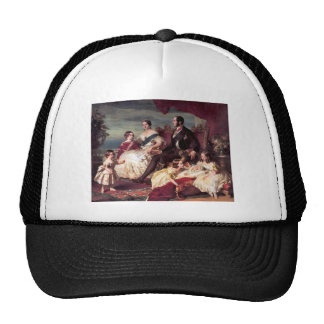 The Royal Family Trucker Hat
