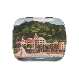The Royal Hawaiian Hotel Candy Tin