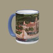 The Royal Hawaiian Hotel Coffee Mugs