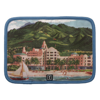 The Royal Hawaiian Hotel Folio Planners