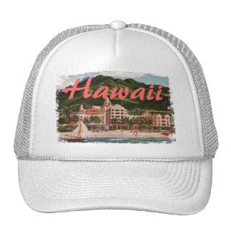 The Royal Hawaiian Hotel Trucker Hat