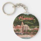 The Royal Hawaiian Hotel Keychain