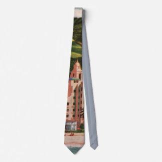 The Royal Hawaiian Hotel Tie