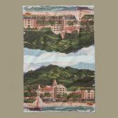 The Royal Hawaiian Hotel Towels