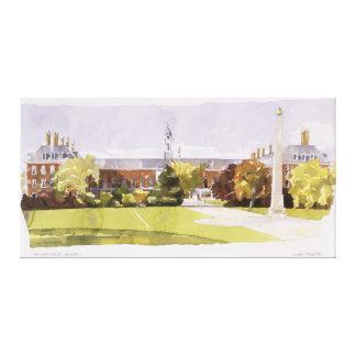 The Royal Hospital Chelsea 1992 Canvas Print
