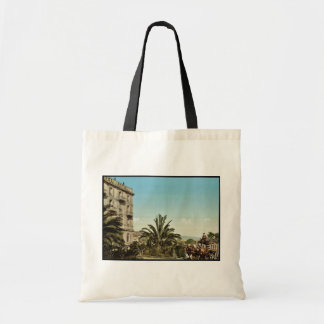The royal hotel with gardens, San Remo, Riviera cl Bags