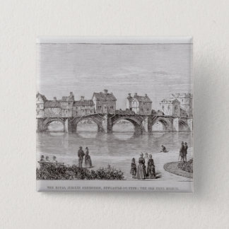The Royal Jubilee Exhibition, Pinback Button