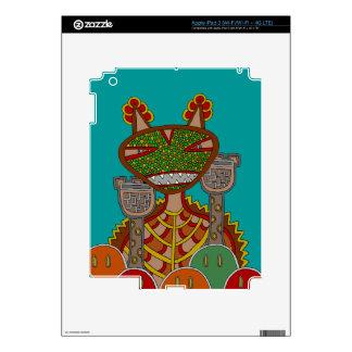 The Royal Kappa Skin For iPad 3