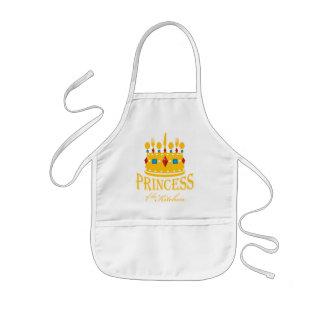 The Royal Kitchen Kids' Apron