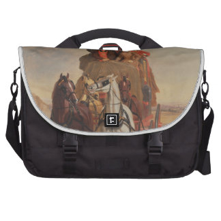 The Royal Mail Coach on the Road - John Herring Commuter Bags