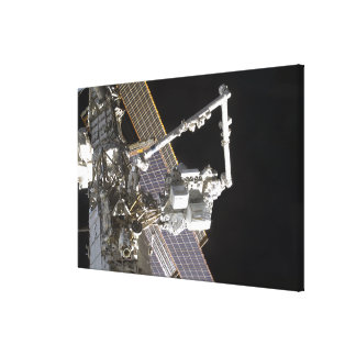The Royal Marines Payload Attachment System Canvas Print