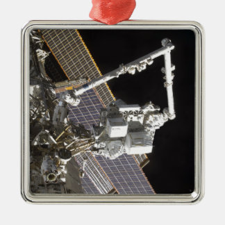 The Royal Marines Payload Attachment System Metal Ornament