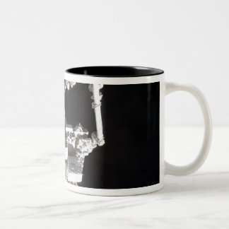 The Royal Marines Payload Attachment System Two-Tone Coffee Mug