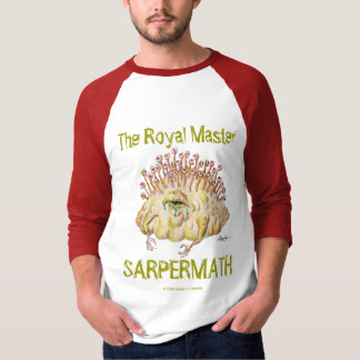 The Royal Master Sarpermath T-Shirt