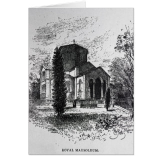The Royal Mausoleum, Frogmore Greeting Card