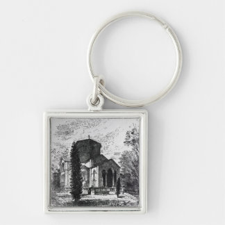 The Royal Mausoleum, Frogmore Keychain