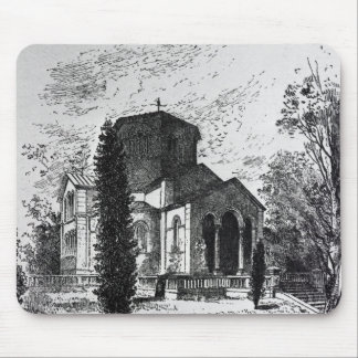 The Royal Mausoleum, Frogmore Mouse Pad