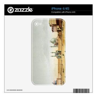 The Royal Palace and the Mesdjid-i-Shah, Isfahan, iPhone 4 Skins
