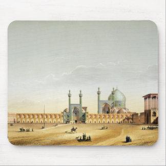 The Royal Palace and the Mesdjid-i-Shah, Isfahan, Mouse Pad
